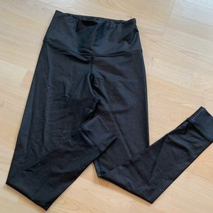 Reebok black leggings